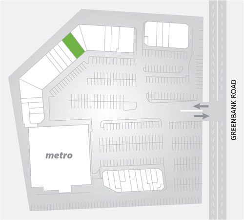 Location map for unit 12