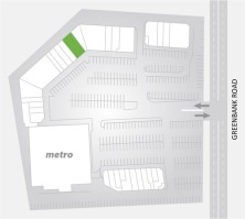 Store for rent - Unit 12
